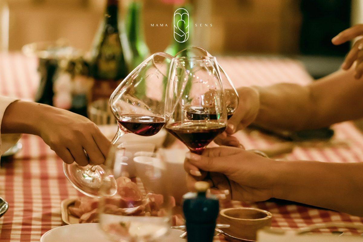 Night of Italian aperitivo – Đêm ẩm thực ý